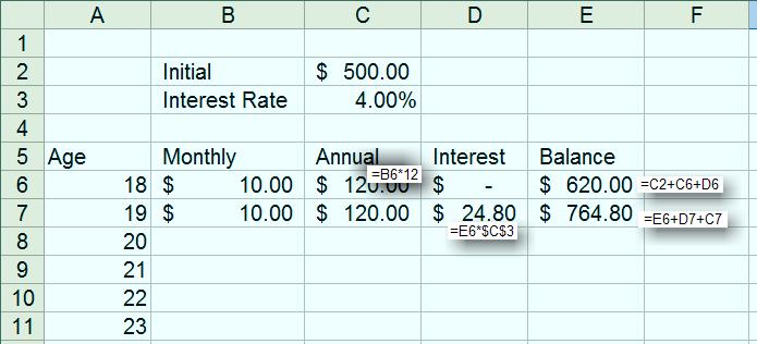Homework 4 - Microsoft Excel